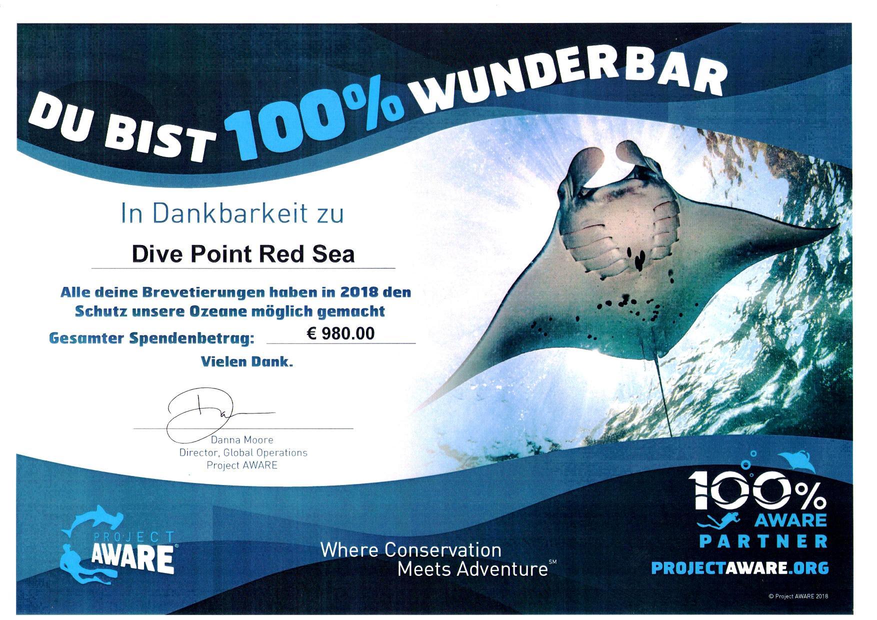 Wir sind 100% WUNDERBAR!
